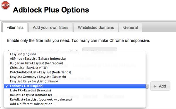 как включить Adblock Plus img-1