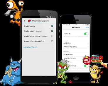 Скачать AdBlock Plus на андроид